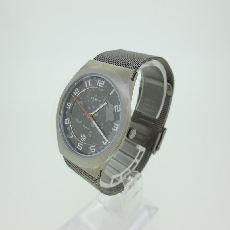 中古 BERING ベーリング 腕時計 お得なキャンペーンを実施中 リストウォッチ f131 gwpu サイズ:- カラー:シルバー 希少