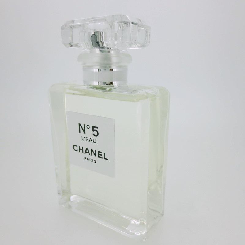 【中古】CHANEL シャネル  No5 50ml 香水【f135】