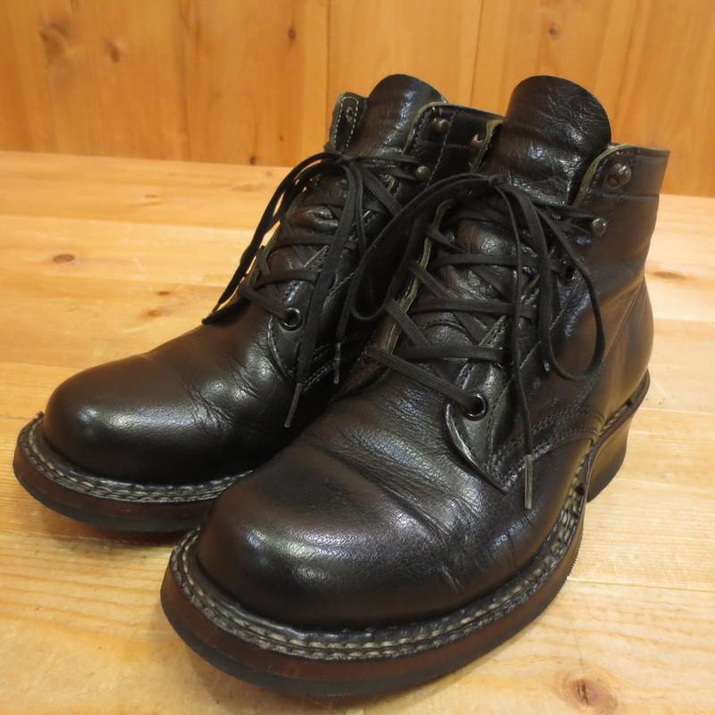 【中古】WHITE'S ホワイツ セミドレス ブーツ サイズ:8.5 カラー:ブラック【f127】