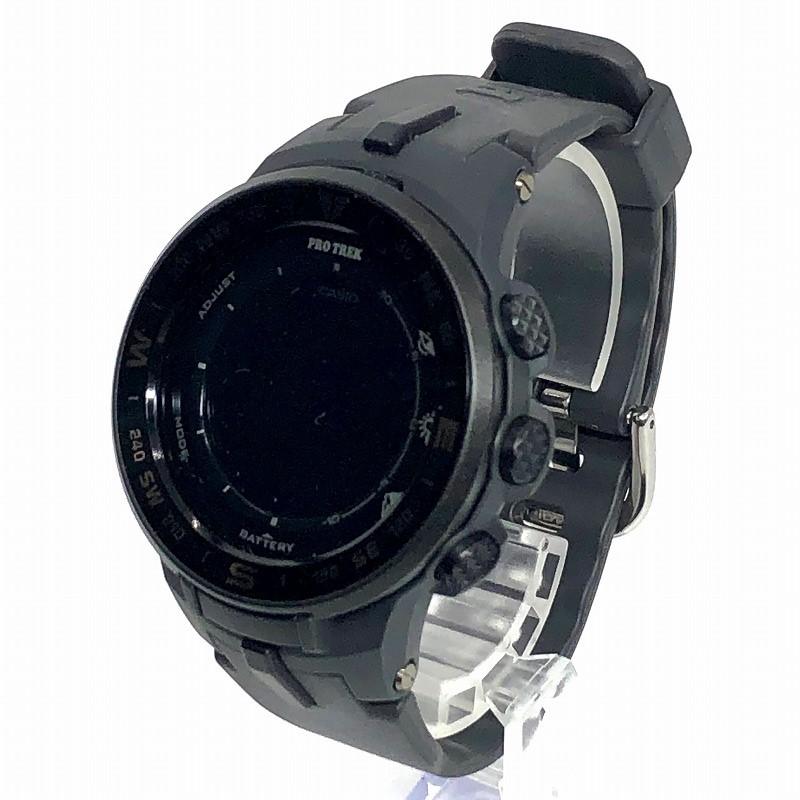 【開店記念セール!】 CASIO カシオ PROTREK/PRG-330-1JF/ソーラー/腕時計 BLACK【f131】, ニチハラチョウ 51955924