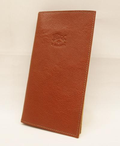 【中古】IL BISONTE/イルビゾンテ 長財布 カラー:ブラウン系