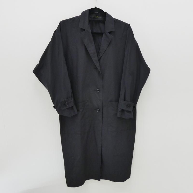 【中古】Liesse/リエス 2016年モデル ビッグコート サイズ:F カラー:ブラック / セレクト【f110】