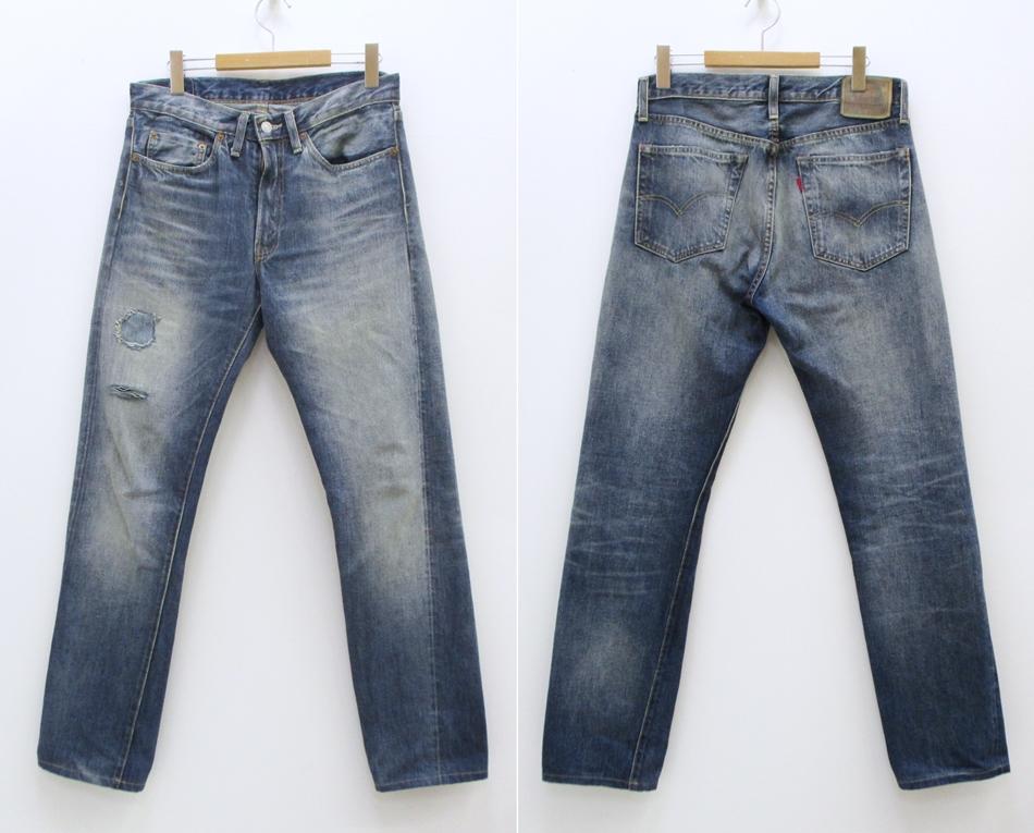 【中古】LEVI'S VINTAGE CLOTHING/リーバイスビンテージクロージング 501Z XXデニムパンツ サイズ:31 カラー:ブルー系 / アメカジ