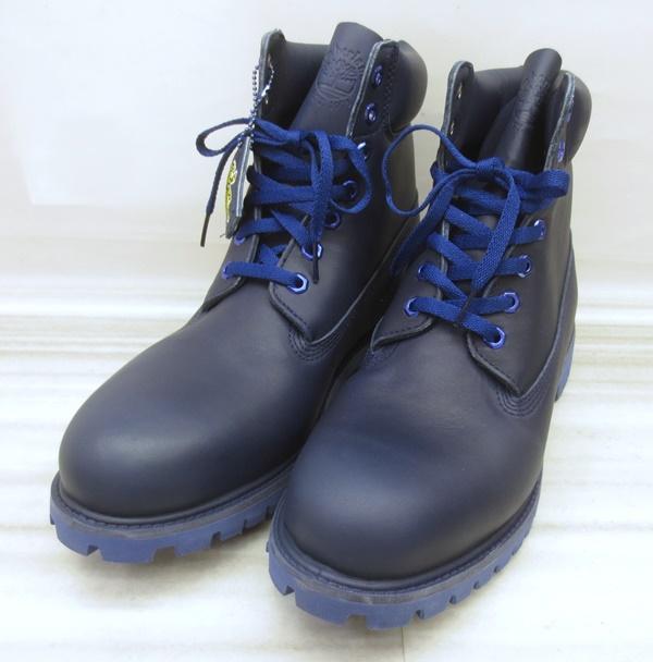 【中古】Timberland/ティンバーランド ×BBC 6inch Boots/Billionare boys club/ビリオネアボーイズクラブ/6インチブーツ サイズ:US11 カラー:ブルー