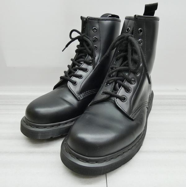 【中古】Dr.Martens/ドクターマーチン 8ホールブーツ サイズ:UK8 カラー:ブラック【f127】