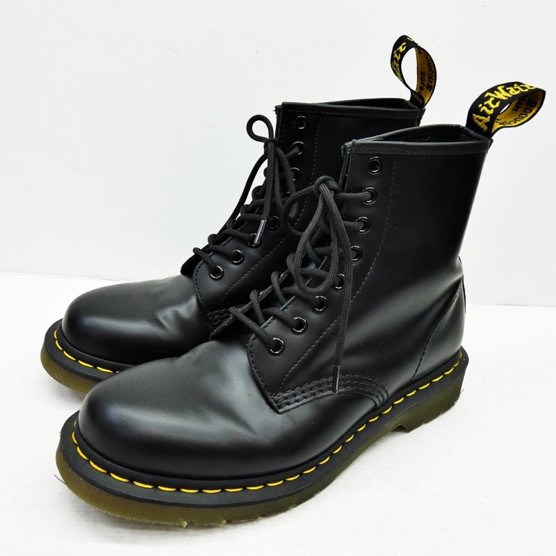 【中古】Dr.Martens/ドクターマーチン 1460 8ホールブーツ サイズ:UK6 カラー:ブラック【f127】