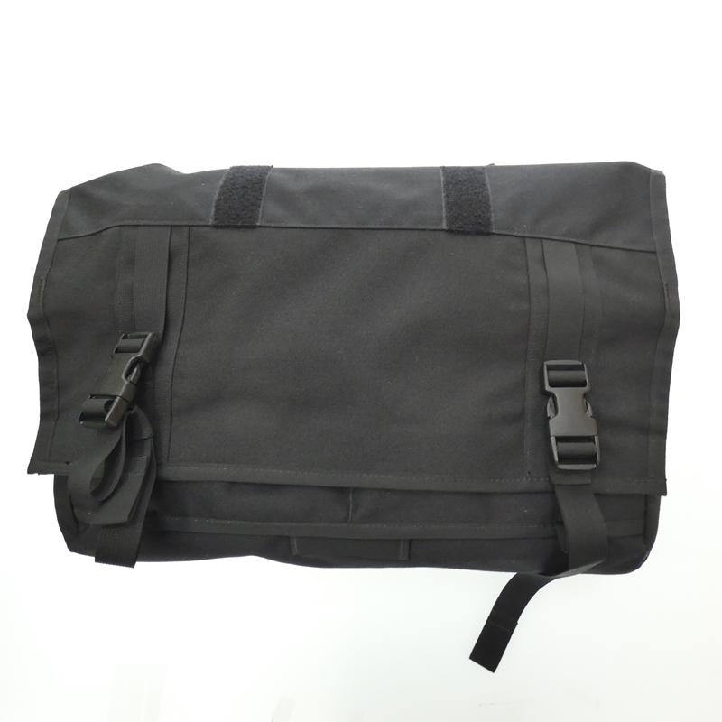 【中古】MISSION WORKSHOP/ミッションワークショップ メッセンジャーバッグ カラー:ブラック【f121】