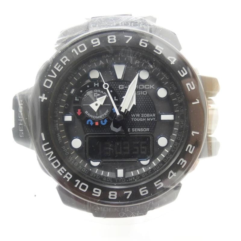 【中古】CASIO/カシオ G-SHOCK/ジーショック GWW-1000B 腕時計 サイズ:- カラー:ブラック【f131】
