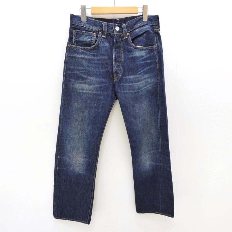 【中古】LEVIS VINTAGE CLOTHING/リーバイスビンテージクロージング 1947年モデル ARNIE 501XX デニムパンツ サイズ:31 カラー:ブルー / アメカジ【f107】