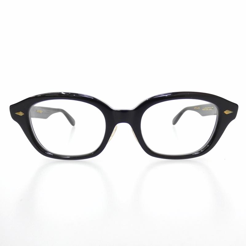 【中古】GLAD HAND/グラッドハンド 伊達眼鏡/J-IMMY & CLIP ON GLASSES SET サイズ:- カラー:ブラック×クリア【f116】