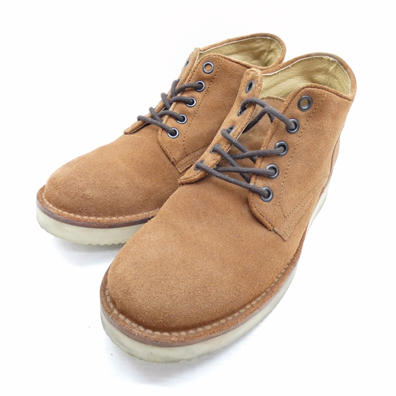 【中古】Paladin/パラディン ブーツ サイズ:8 カラー:ブラウン系【f127】