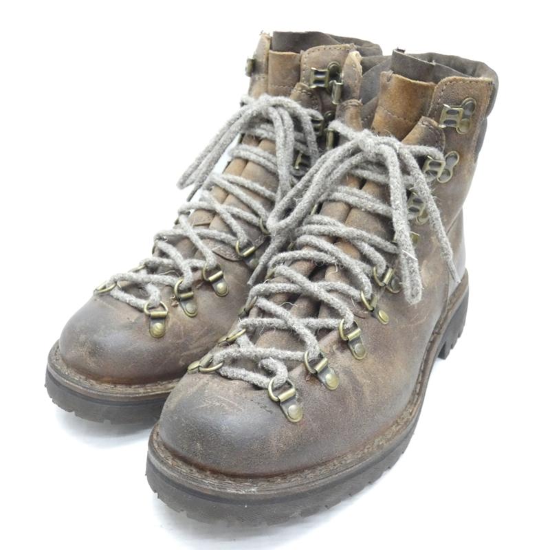【中古】astorflex/アスターフレックス トレッキング/ブーツ サイズ:26 カラー:ブラウン【f127】