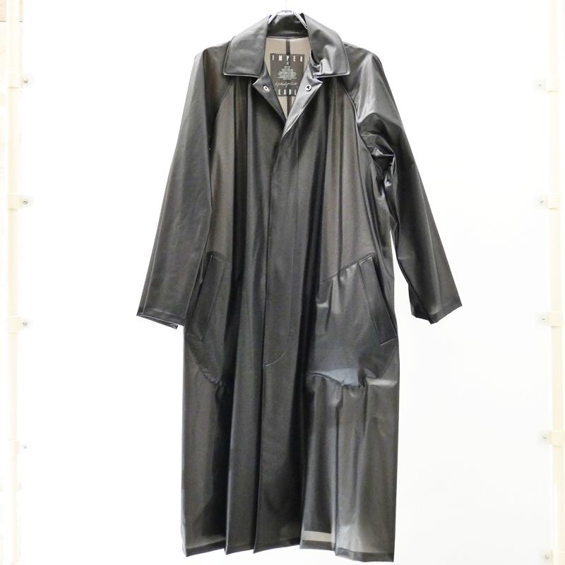 【中古】Yohji Yamamoto/ヨウジヤマモト コート サイズ:38 カラー:ブラック【f108】