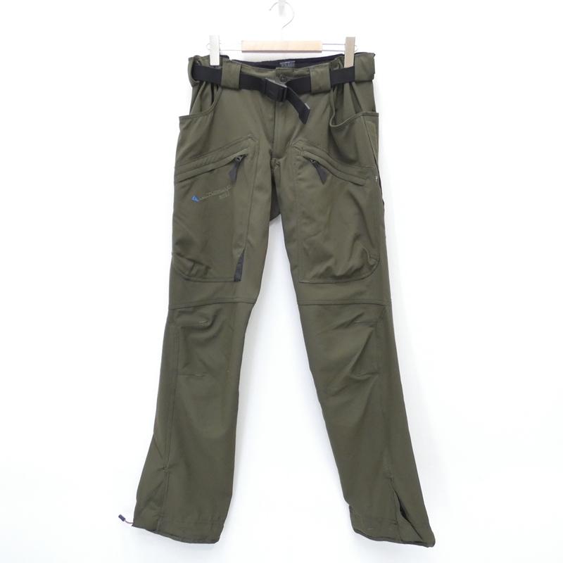 【中古】KLATTERMUSEN/クレッタルムーセン Gere 2.0 Pants クライミングパンツ サイズ:S カラー:カーキ系 / アウトドア【f107】