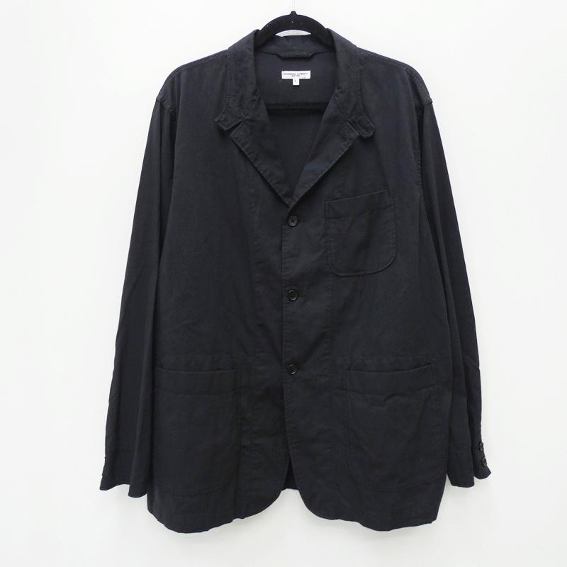 【中古】Engineered Garments エンジニアードガーメンツ 18SS LOITER JACKET COTTON CORDLANE ジャケット サイズ:L カラー:ブラック / セレクト【f091】