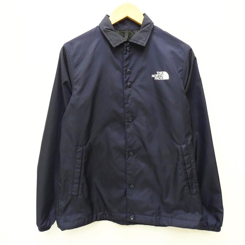 【中古】THE NORTH FACE ザノースフェイス NP21836 The Coach Jacket コーチジャケット サイズ:S カラー:ネイビー / アウトドア【f092】