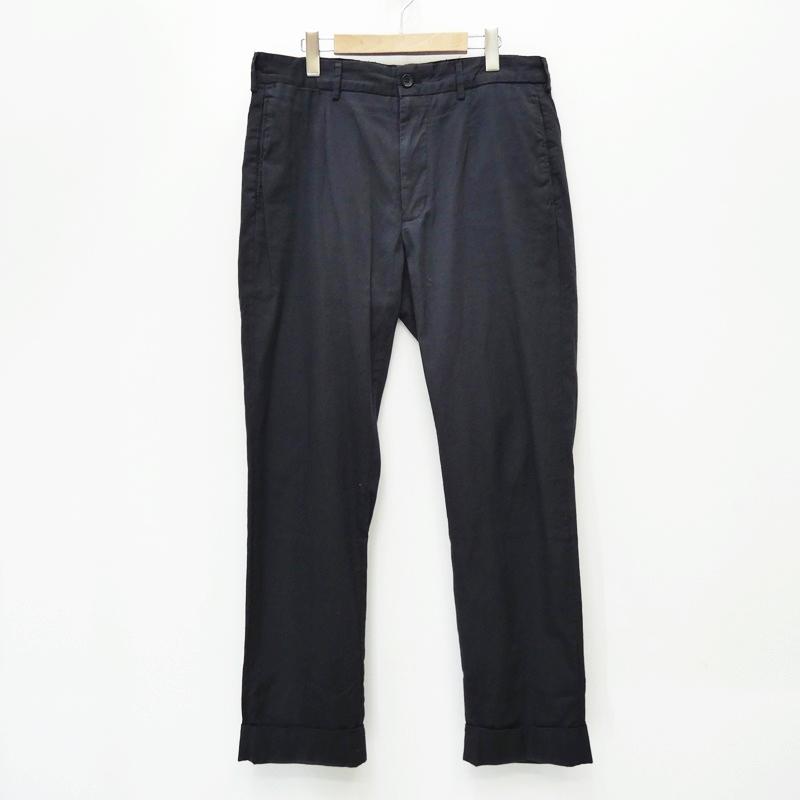 【中古】Engineered Garments エンジニアードガーメンツ 18SS ANDOVER PANT:COTTON CORDLANE パンツ サイズ:34 カラー:ブラック / セレクト【f107】
