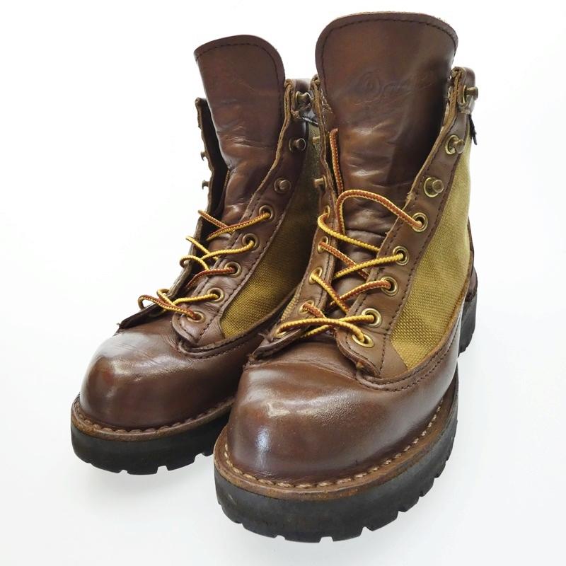 【中古】DANNER ダナー ブーツ メンテ済 サイズ:23 カラー:ブラウン【f128】