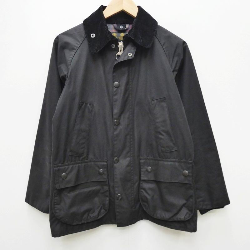 【中古】Barbour バブアー 1202135 SL BEDALE:国内正規品 オイルドジャケット サイズ:表記無し カラー:ブラック / インポート【f094】