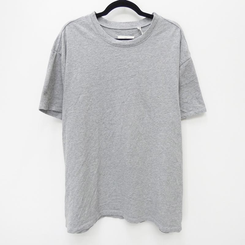 【中古】FOG FEAR OF GOD フィアオブゴッド 'Boxy Graphic T-Shirt'Tシャツ半袖 サイズ:S カラー:グレー【f108】