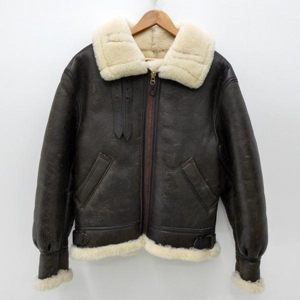 【中古】AVIREX/アビレックス B-3 フライトジャケット サイズ:38 カラー:ブラウン / アメカジ