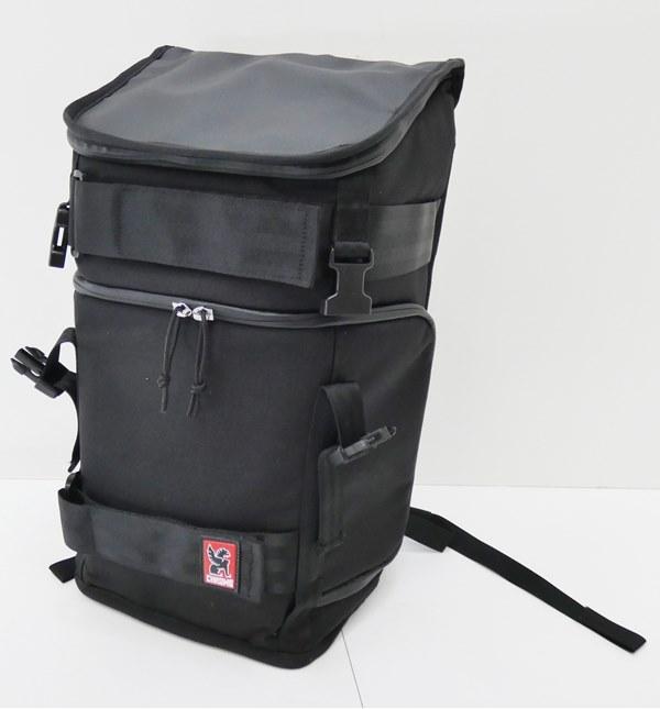 【新古品・未使用品】CHROME/クローム リュック バッグ カラー:ブラック