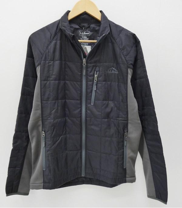 【中古】L.L.Bean/エルエルビーン プリマロフトジャケット サイズ:S カラー:ブラック / アウトドア【f092】