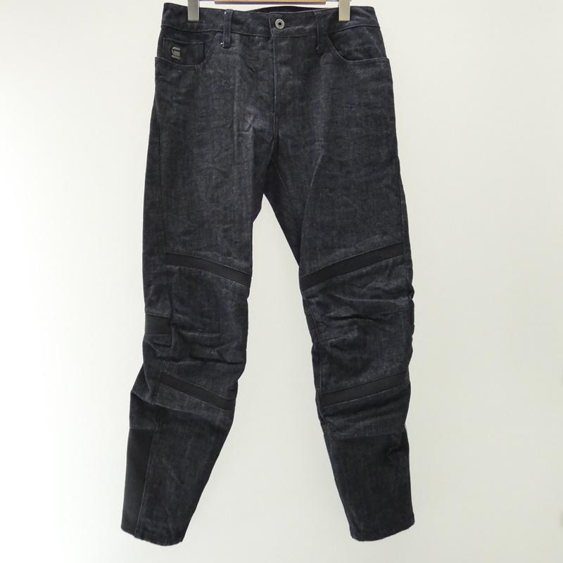 【中古】G-STAR RAW/ジースターロウ Motac Deconstructed 3D Slim Jeansデニムパンツ サイズ:29 カラー:ブルー系 / インポート【f107】