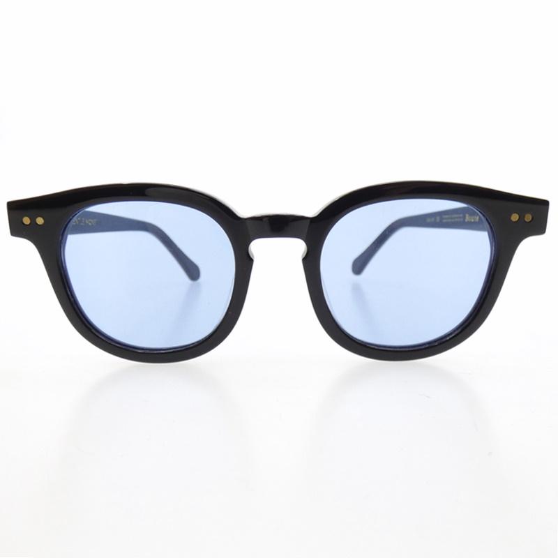 【中古】GENTLE MONSTER/ジェントルモンスター BOWIE サングラス サイズ:46□22-152 カラー:ブラック(フレーム)×ブルー(レンズ)【f116】