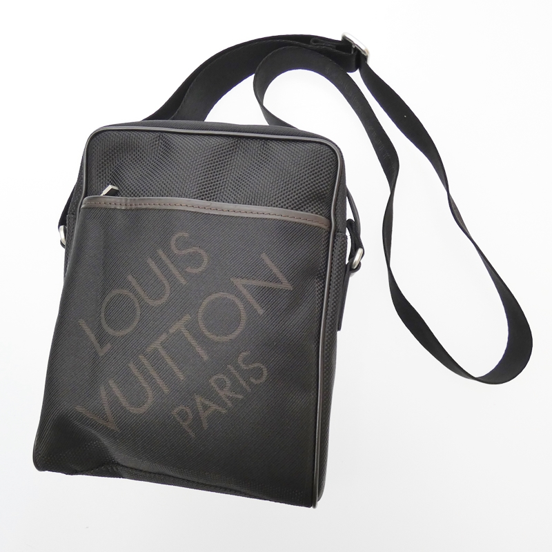 【中古】LOUIS VUITTON/ルイ・ヴィトン シタダンNM ショルダーバッグ サイズ:- カラー:ブラック【f122】