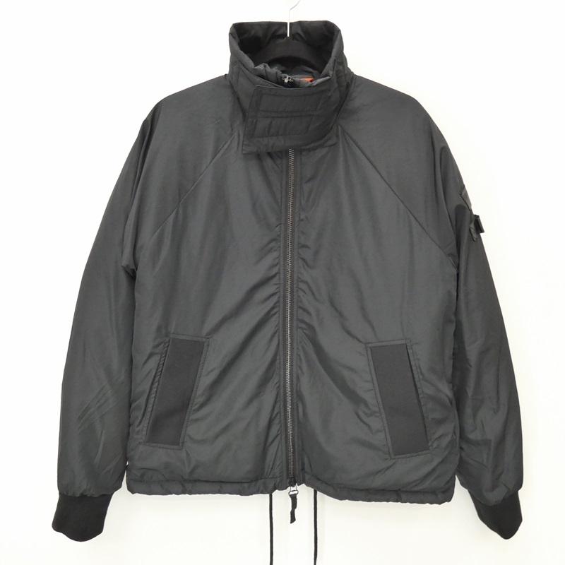 【期間限定】ポイント20倍【中古】DIESEL/ディーゼル 中綿ジャケット サイズ:M カラー:ブラック / インポート【f094】
