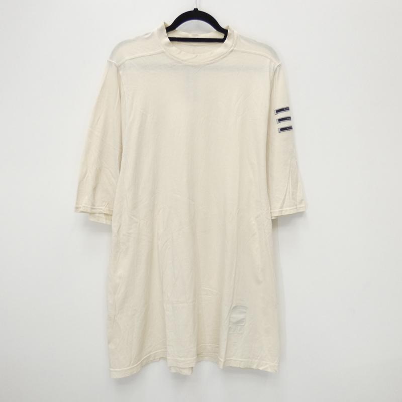 【期間限定】ポイント20倍【中古】Rick Owens/リック オウエンス 913586 DRKSHDW JUMBO TEE半袖Tシャツ サイズ:ONE SIZE カラー:ホワイト系【f108】