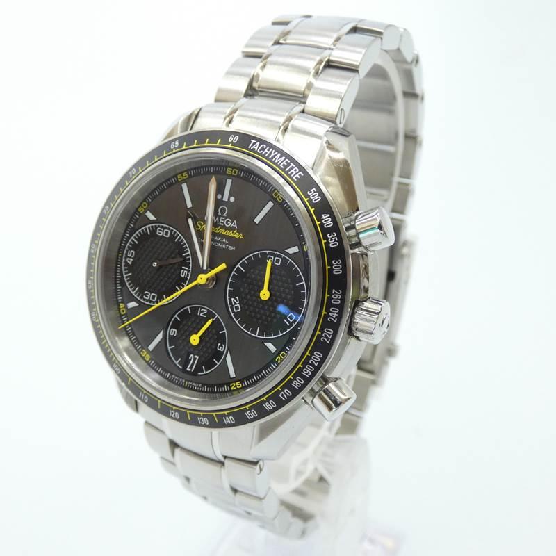 OMEGA オメガ 時計 32630405006001スピードマスターサイズカラー シルバー f132dBexCo