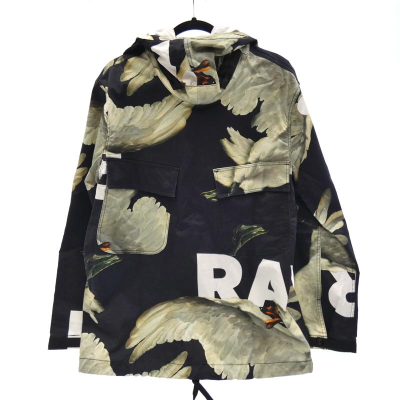 【中古】G-STAR RAW/ジースターロウ Trozak Jacket  ジャケット サイズ:M カラー:ブラック / インポート【f094】