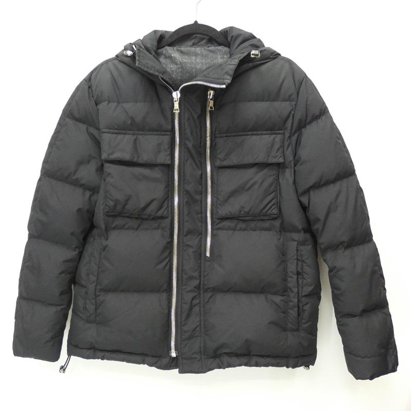 【中古】Paul Smith/ポールスミス PP-ND-44193 ダウンジャケット サイズ:M カラー:ブラック / インポート【f094】