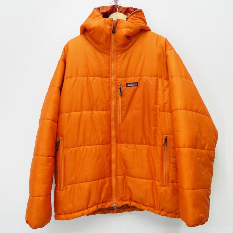 【中古】patagonia/パタゴニア 中綿ジャケット/DAS PARKA/84097 サイズ:XL カラー:オレンジ / アウトドア【f092】