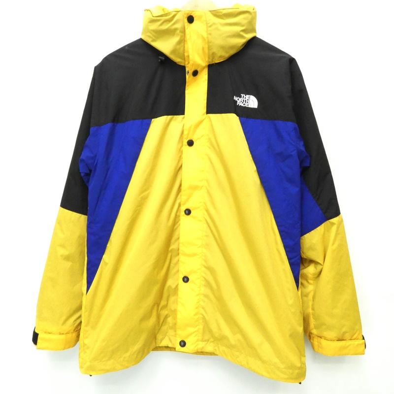 【中古】THE NORTH FACE/ザノースフェイス NP21730 XXX Triclimate Jacket 中綿ジャケット サイズ:M カラー:イエロー系 / アウトドア【f092】