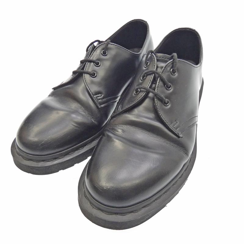 【中古】Dr.Martens/ドクターマーチン 3ホールブーツ サイズ:UK7 カラー:ブラック【f127】