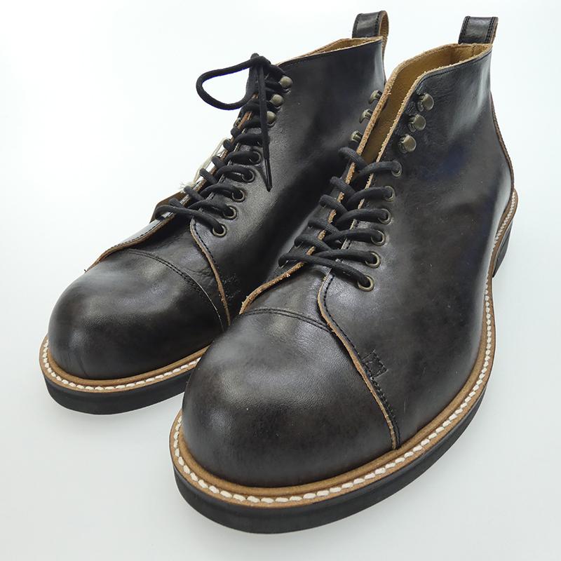 【中古】Dry Bones ドライボーン ブーツ サイズ:27 カラー:ブラック【f127】
