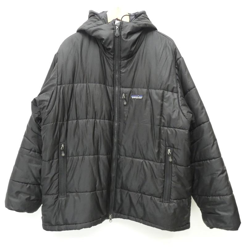 【中古】Patagonia パタゴニア 品番:84097FA DAS PARKA 中綿ジャケット サイズ:L カラー:ブラック / アウトドア【f092】