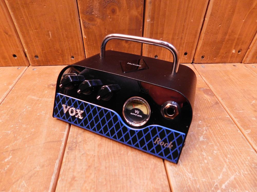 VOX / ボックス MV50 CR【中古品】【used/ユーズド】【楽器/ギター/アンプ/ヘッド/VOX/Nutube/アンプヘッド/50W】