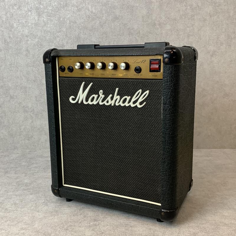 Marshall / LEAD12【中古品】【used/ユーズド】【楽器/ギター/アンプ/コンボアンプ/マーシャル/名器/リトルJCM800】