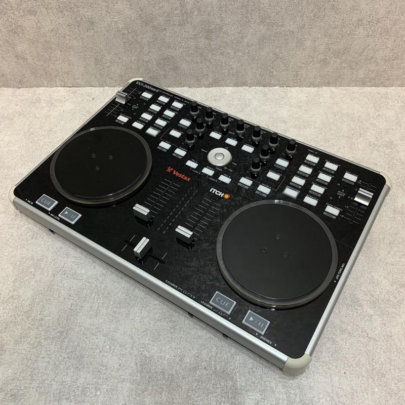 Vestax / VCI-300mk2【中古】【used/ユーズド】【楽器/DJ機器/PCDJコントローラー/USB接続/ヴェスタックス】【smtb-tk】