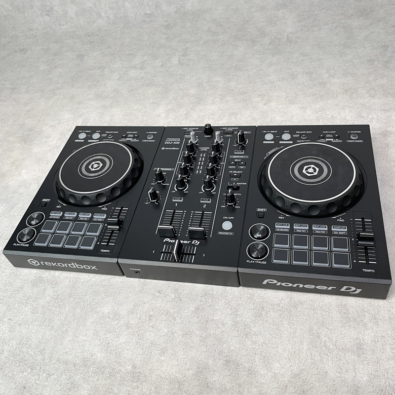 rekordbox専用2chDJコントローラー 初回限定 : ° アイテム勢ぞろい Pioneer DJ DDJ-400 中古 used smtb-tk 楽器 PCDJ パイオニア rekordbox専用 PCDJコントローラー ユーズド