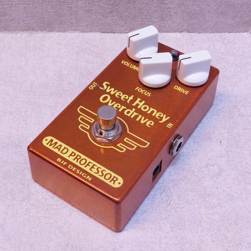 MAD PROFESSOR / New Sweet Honey Overdrive【used/ユーズド】【ギター/エフェクター/オーバードライブ/マッドプロフェッサー/スウィートハニーオーバードライブ】【smtb-tk】