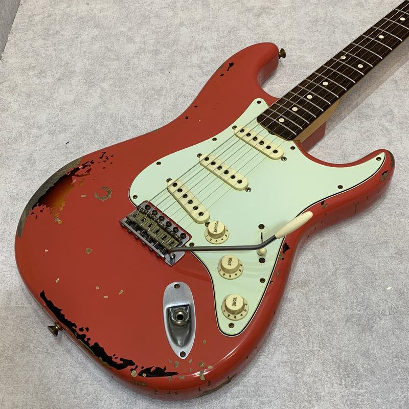 Fender Custom Shop / Michael Landau 1963 Stratocaster Relic【中古】【楽器/エレキギター/シグネチャー/マイケル・ランドウ/フェンダー/カスタムショップ/リイシュー/レリック】