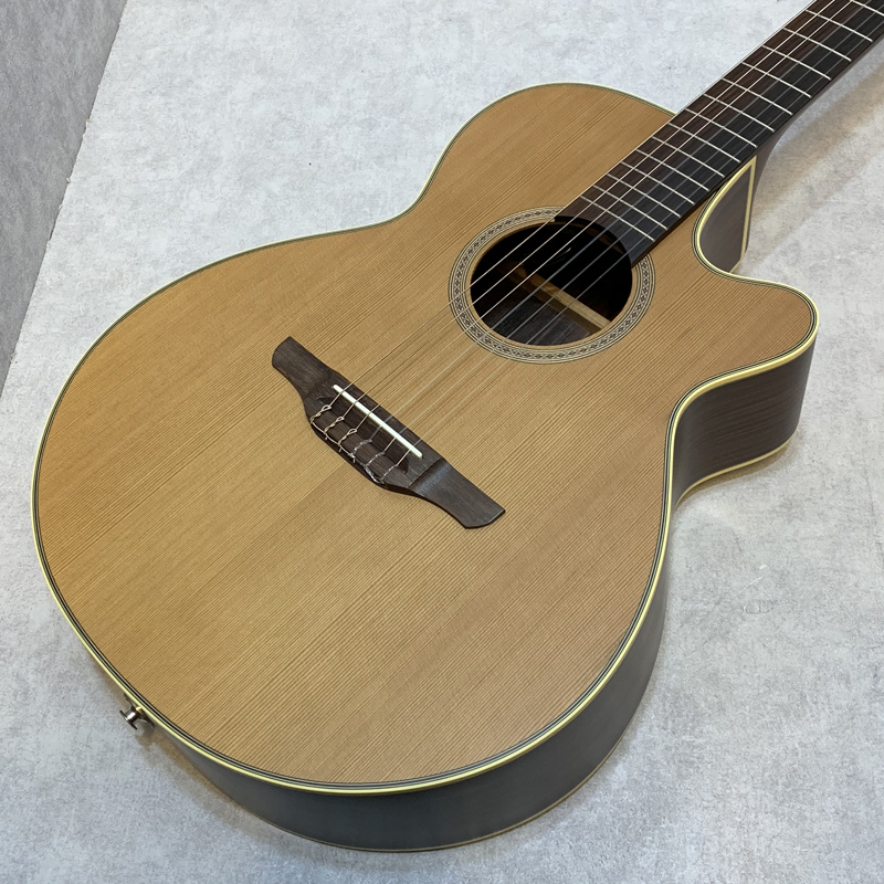 Takamine / NPT-110N【中古】【楽器/アコギ/クラシックギター/エレガット/タカミネ】