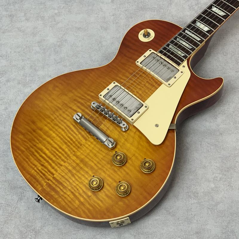 Gibson Custom Shop / Historic Select 1958 Les Paul Reissue【中古】【楽器/エレキギター/ギブソン/カスタムショップ/ヒストリックセレクト/1958リイシュー/New Orange Sunset Fade/2015年製/ハードケース付】