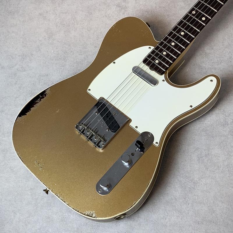 Fender Custom Shop / MBS 1962 Telecaster Relic FM/3TS Master Build by Paul Waller【中古】【楽器/エレキギター/フェンダー/カスタムショップ/マスタービルドシリーズ/2017年製/ポール・ウォーラー/ハードレリック/マルチレイヤー/ハードケース付/認定証付】