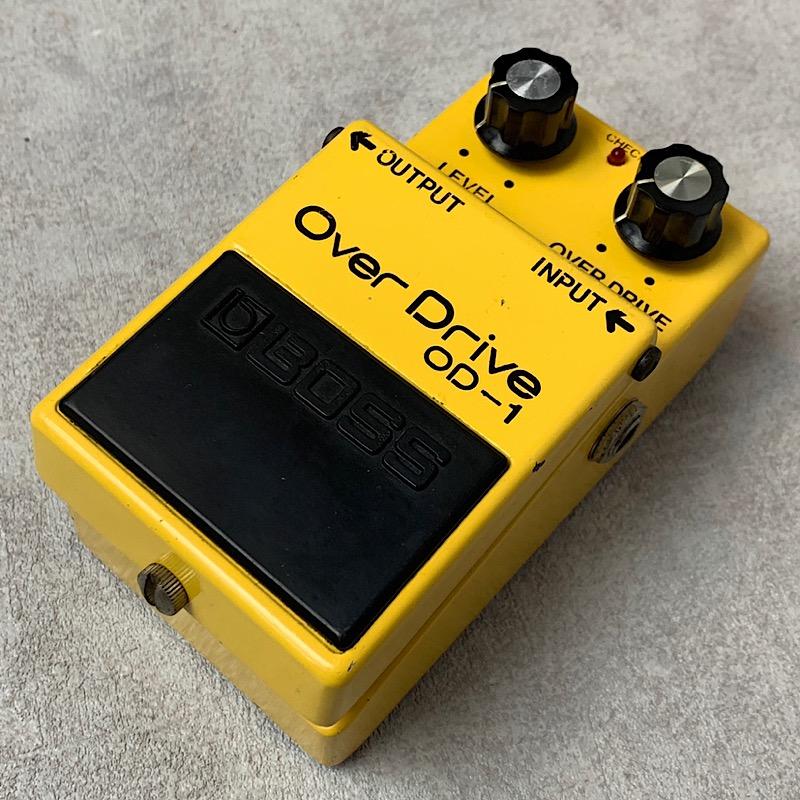 BOSS / OD-1 / RC3403ADB 【中古】【used/ユーズド】【ギター/エフェクター/オーバードライブ】【smtb-tk】